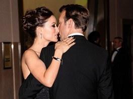 Olivia Wilde a její snoubenec Jason Sudeikis