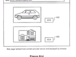 Ukázka z patentu č. 6415316 - tlačítko Add, které plní podobnou funkci, kterou