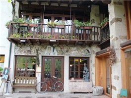 Italsk� restaurace La Subida na hranic�ch se Slovinskem byla ocen�na