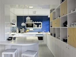 Cílem rekonstrukce kuchyně 3 ve starém domě bylo vytvořit atmosféru venkova za