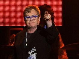 Hold Springsteenovi vzdal i Elton John.