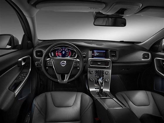 Velký facelift Volvo - interiéry