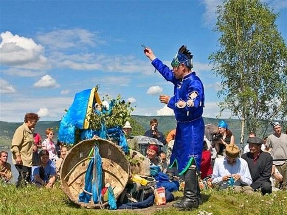 Za�ijte sibi�skou rapsodii se v��m: Bajkalem, �amanem i rusk�m menu