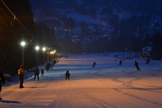 Užijte si jarní pohodu, sluníčko a super lyžování v Harrachově