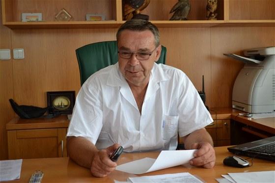 """Vedení ostravské městské nemocnice bude """"Fifejdy"""" dále zlepšovat"""