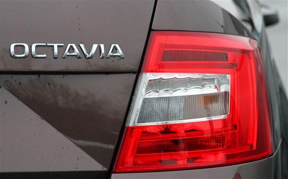 Nov� �koda Octavia
