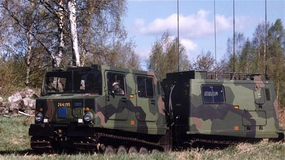 Hägglunds BV260