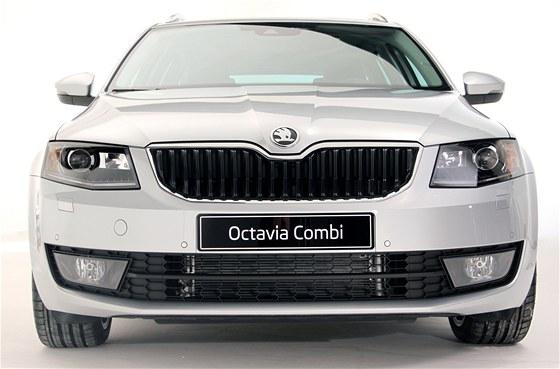 Nov� �koda Octavia Combi