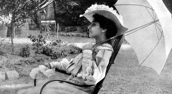Marie Bonapartová byla zvídavá a moderní žena.