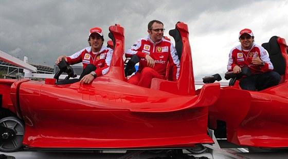 Formula Rossa. Nejrychlejšěí horská dráha světa