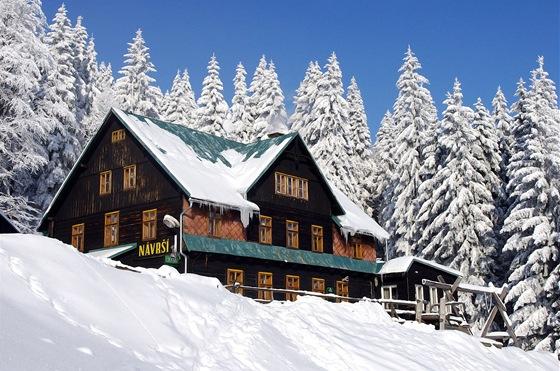 Turistick� chata N�vr��
