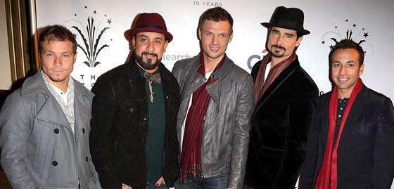 Backstreet Boys jsou zase pohromadě.