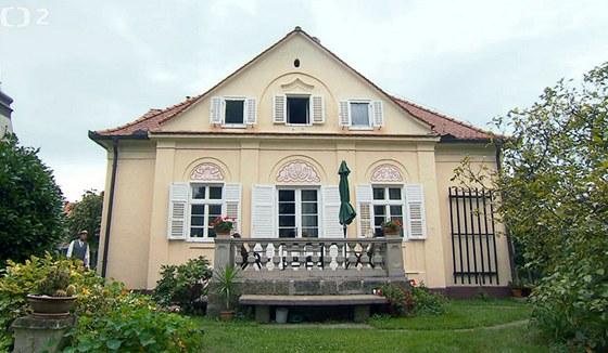 Czeikeho vlastní vila, Tomšičevova ulice 5, Maribor, Max Czeike, 1923 .