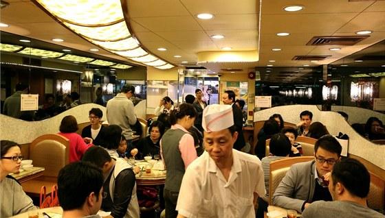 Michelinská restaurace Ho Hung Kee v Kong Kongu nabízí skvělé jídlo za pár eur.