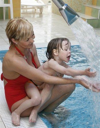 Zimní pobyty v lázních - z lyží rovnou do termálního bazénu
