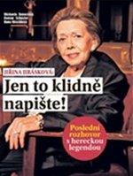Michaela Remešová a Roman Schuster: Jiřina Jirásková - Jen to klidně napište