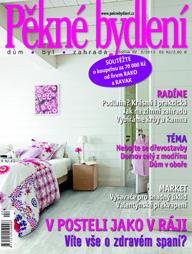 Další zajímavé návštěvy najdete v časopise Pěkné bydlení