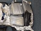 Kokain pa�ovali v kufrech.