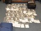 Zadr�en� droga m� hodnotu 60 milion� korun.