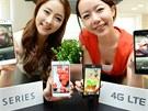 LG Optimus F7 a Optimus F5