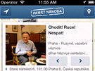 Aplikace Paměť národa pro chytré telefony a tablety