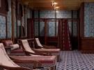 Na cestující čeká záplava luxusu.