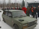 Sraz finského Lada Clubu