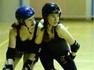 Roller derby má punc sportu pro zlobivý holky.