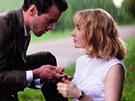 Déborah Françoisová a Romain Duris ve filmu Láska všemi deseti