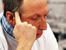 V�clav Klaus mlad�� p�i rozhovoru s Barborou Tachec� pro MF DNES (18. �nora