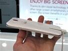 Otázkou je, kdy se Optimus G Pro objeví na �eském trhu. Obvykle to model�m LG...