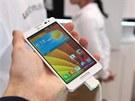 I LG Optimus F7 má výborný displej, jen ty barvy jsou pon�kud nerealistické.