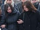 Lidé z Frenštátu pod Radhoštěm se rozloučili s dětmi, které zahynuly při