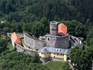 Hrad Svojanov prošel za poslední léta rozsáhlou rekonstrukcí.