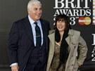 Brit Awards 2013: Rodiče Amy Winehouse