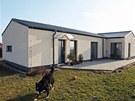 Typový dům Constance společnosti Bahal s variabilní dispozicí, kterou lze
