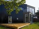 Druhým nejlepším domem byl porotou v kategorii individuální domy zvolena