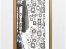 Otočné dveře Grafosklo s celoskleněnou dekorovanou výplní, cena od 7 865 Kč/m2