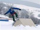 Jezdím na snowboardu profesionálně a podíval jsem se na spoustu míst v