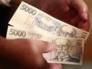 V Česku bylo loni zadrženo 4 514 padělaných a bankovek a mincí všech měn, což