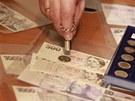 V Česku bylov roce 2012 zadrženo 4 514 padělaných a bankovek a mincí všech měn.