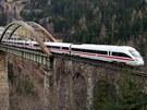 Trisannský viadukt na Arlberské dráze