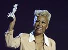 Emeli Sandé se na Brit Awards 2013 stala zpěvačkou roku, cenu získala i za své