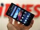 Sony Xperia Z je smartphone odolný vodě