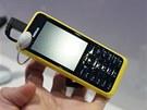 Nokia 301 na veletrhu MWC v Barceloně