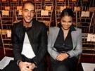 Wissam Al Mana a Janet Jacksonová (2010)