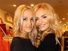 Taťána Kuchařová a její sestra Livie