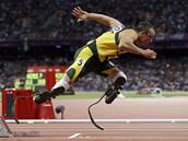 """""""Blade runner"""" Oscar Pistorius na archivním snímku"""