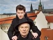 Alois a David Švehlíkovi, otec a syn