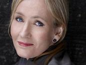 Spisovatelka J. K. Rowlingová